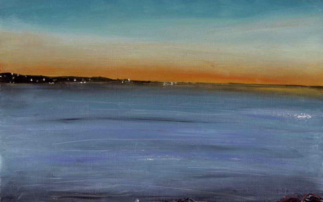 Sunset at Puglia