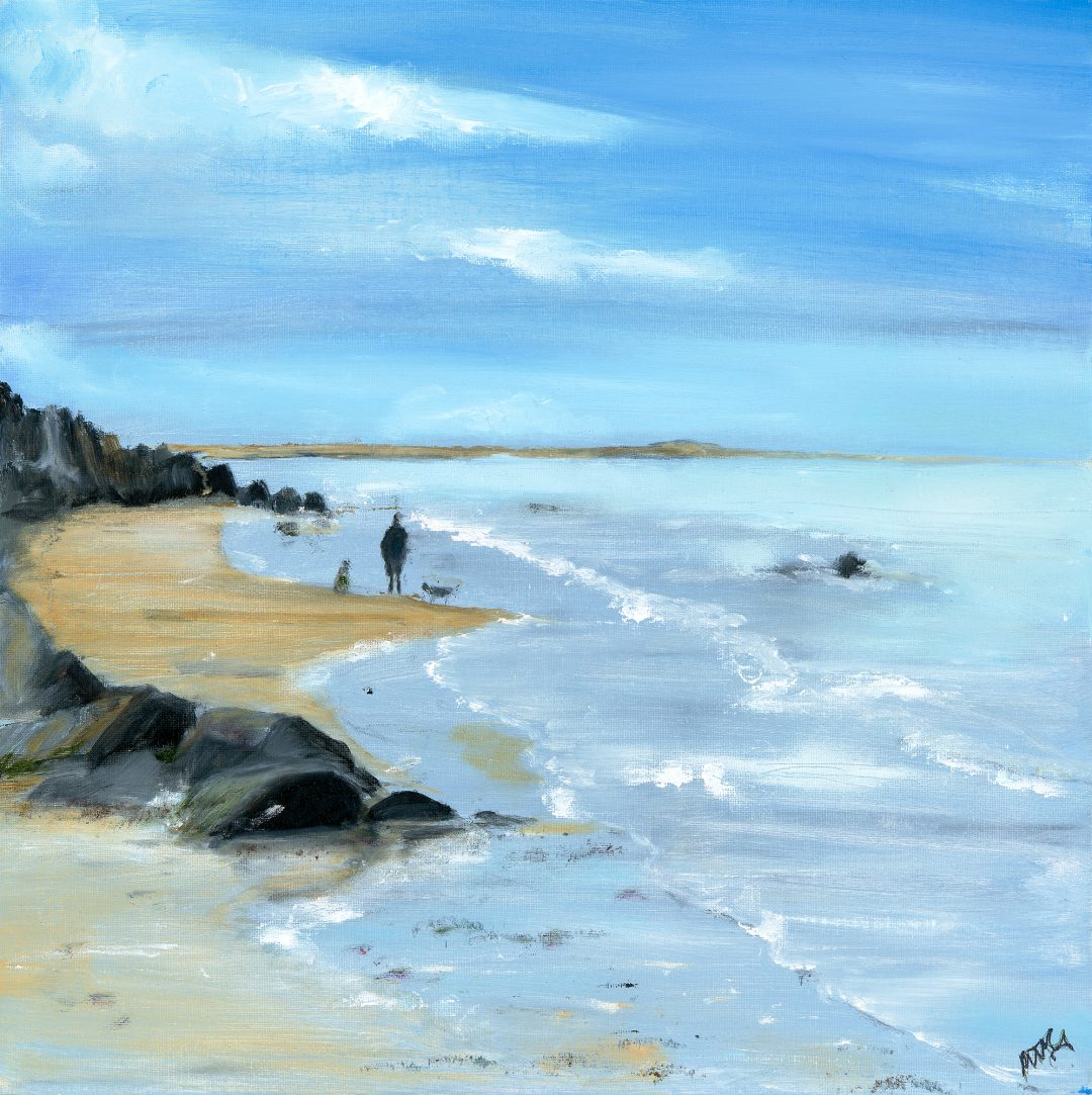 Putsborough Beach Walk