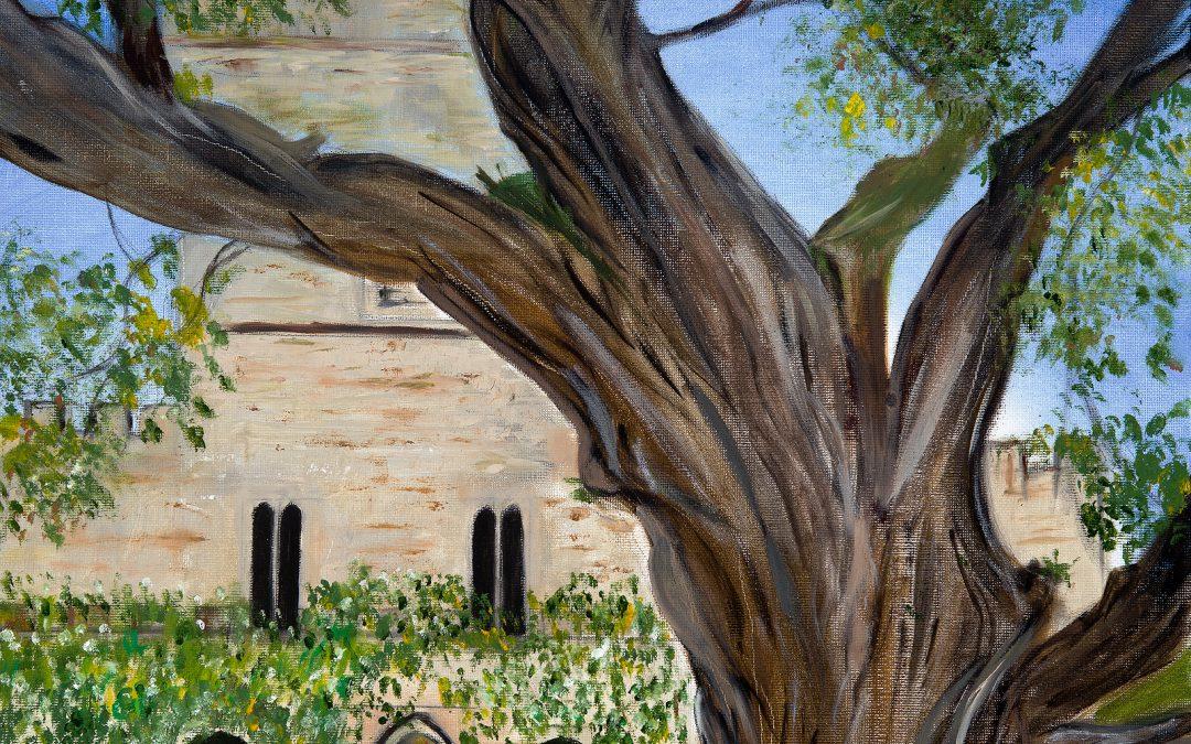 High Lodge, Blenheim – Oak Tree