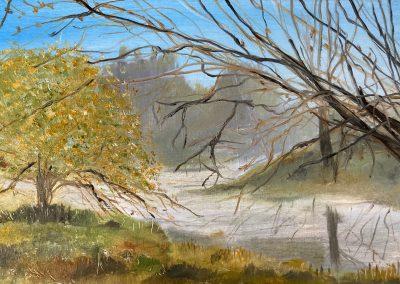 On the Edge of the Lake – Blenheim Series