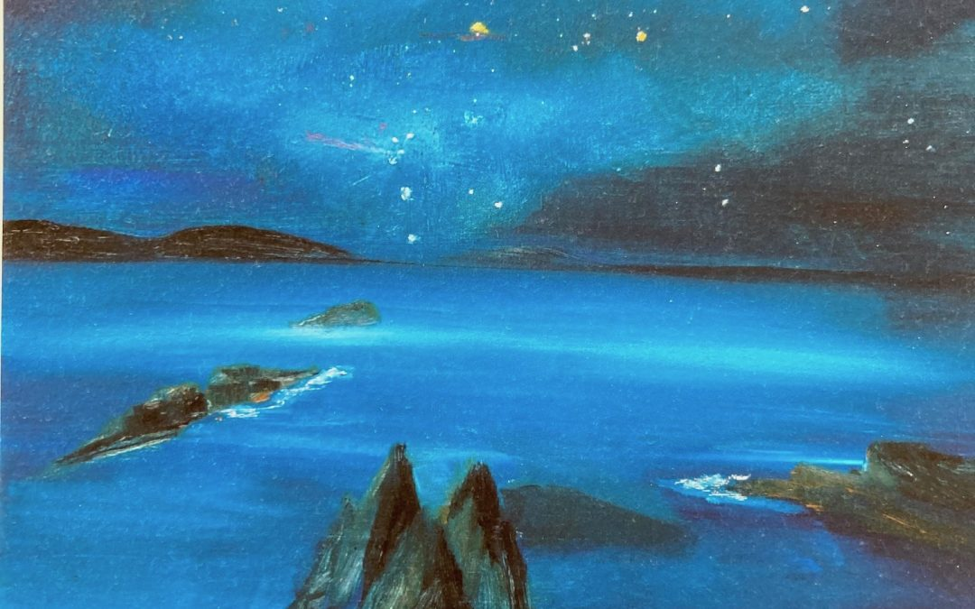 Dark Sky at Night – Dingle