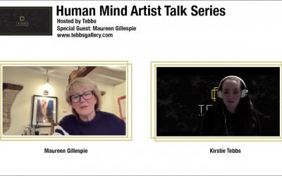 Human Mind Artist Talk Series with Kirstie Tebbs